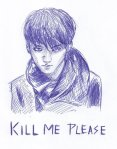 """Kill me, Please"" (EXO oneshot)"